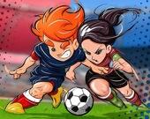 Футбол суперзвезд