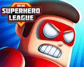 Лига супергероя