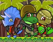 Приключения команды динозавров 2