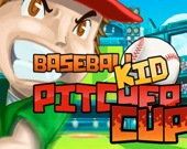 Кубок по бейсболу: Мальчишка-питчер