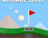 Аркадный гольф