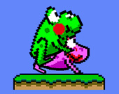 Влюблённые жабы