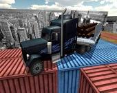 Управление невероятными грузовиками на трассе