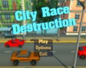 Городская гонка с разрушениями