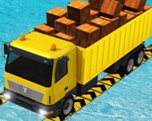 Нереальное вождение грузовика