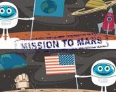 Миссия на Марс - найди отличия