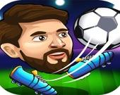 Спорт - Футбол головами