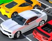Парковка машины 3D 2021