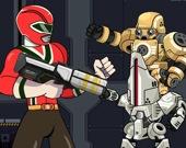Могучие рейнджеры: машина войны