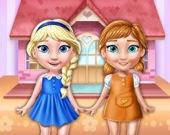 Элли и Энни: Кукольный домик