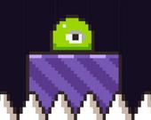 Пиксельная слизь