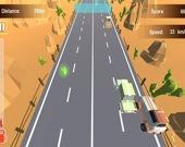 Дорожный гонщик: Яростная игра