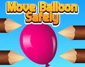 Безопасное перемещение воздушного шара