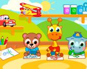 Детский Сад Животных