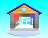Построить дом 3D