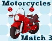 Мотоциклы 3 в ряд