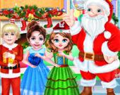 Рождество малышки Тейлор