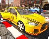 Городское такси: игра-вождение