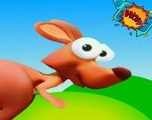 Кенгуру - беги и прыгай