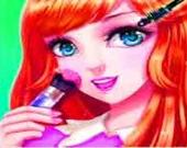 Аниме-героиня: модное преображение и макияж