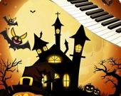 Фортепиано на Хэллоуин