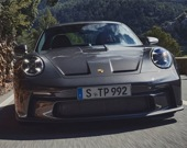 Собери Porsche 911 GT3 Touring