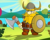 Герой-лучник: история викинга