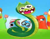 Сумасшедшие змейки