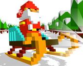 Скользящий Санта