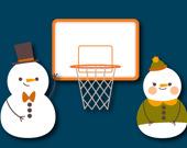 Закатите рождественский снежок