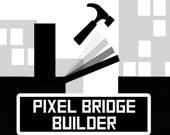 Пиксельный строитель мостов