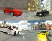RX7 Дрифт 3D
