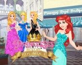 Принцессы: Королевский Бутик