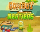 Ковбои против марсиан