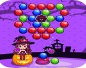 Стрельба по пузырям в милый Хэллоуин