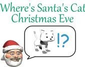 Куда подевалась кошка Санты на Рождество
