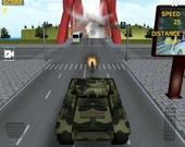 Армия танков: Симулятор вождения