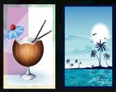 Пляжные Коктейли: Игра на Память