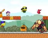 Приключения супергероев черепашек