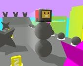 Бег по башне 3D