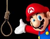 Супер Марио: виселица
