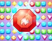 Соедини кристаллы
