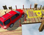 Классический Джип: Парковка