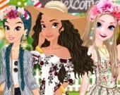 Вечеринка с саду принцессы