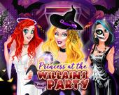 Принцессы на вечеринке злодеев
