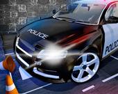 Паркуем Полицейский автомобиль