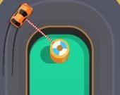 Драг-рейсинг по кругу