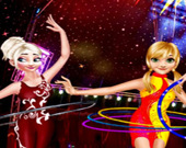 Принцессы в цирке