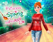 Принцесса: Весеннее Преломление