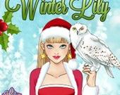 Зима Лили